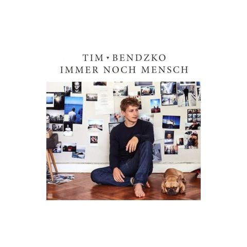 Immer noch Mensch von Bendzko,Tim - CD jetzt im Tim Bendzko Shop