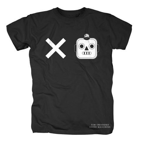 Keine Maschine von Tim Bendzko - T-Shirt jetzt im Tim Bendzko Shop