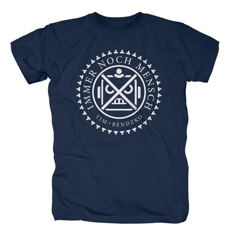 Immer Noch Mensch von Tim Bendzko - T-Shirt jetzt im Tim Bendzko Shop