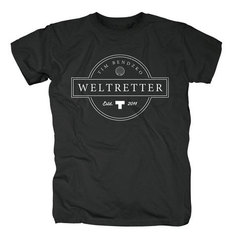 Weltretter  - Amplified von Tim Bendzko - T-Shirt jetzt im Tim Bendzko Shop