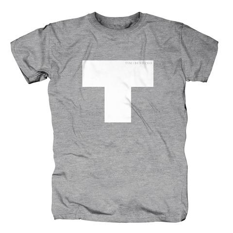T Logo von Tim Bendzko - T-Shirt jetzt im Tim Bendzko Shop