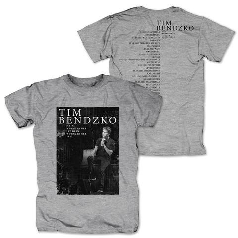 WoZiKo 2017 von Tim Bendzko - T-Shirt jetzt im Tim Bendzko Shop