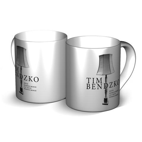 Mein Wohnzimmer von Tim Bendzko - Tasse jetzt im Tim Bendzko Shop